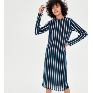 ZARA Multicolored Dress